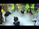 Сухой лед в программе научного шоу от организации Заводила