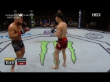 FIGHT NIGHT STLOUIS Jeremy Stephens vs Doo ho Choi =краткий обзор=