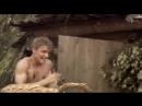 Сцены, не вошедшие в телеверсию сериала В лесах и на горах. Сцена в бане