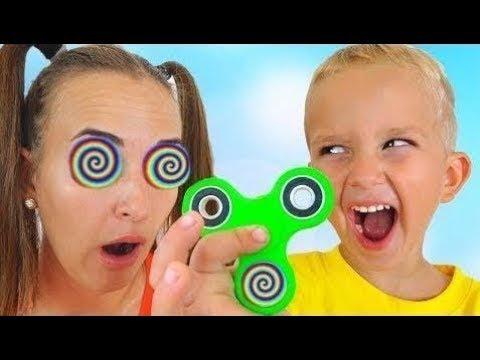学习颜色与婴儿Gombal糖果儿童手指家庭的话 | 有趣的孩子约翰尼约翰尼呀爸2924