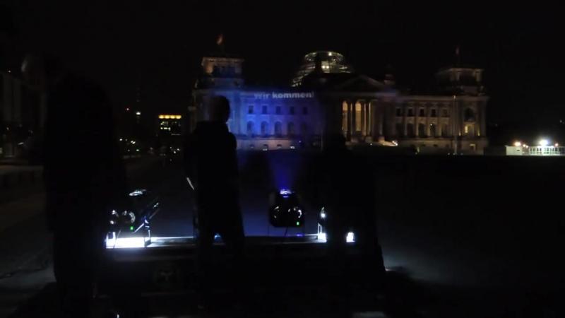 AfD Blaues Wunder am Bundestag - Wir kommen- 19-09-2013