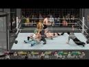 Odor vs Sidney vs Jenkins vs O`Leary vs Alex vs Skullson Elimination chamber WWE 2K16