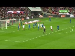Англия 1:1 Словакия | Гол Дайера