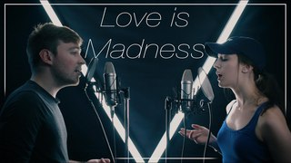 Love is Madness - 30 Seconds to Mars feat. Halsey - (Cover) | Derek Anderson, Feat. Allison Robi