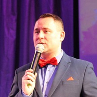 Владислав Смирнов   Ведущий мероприятий 