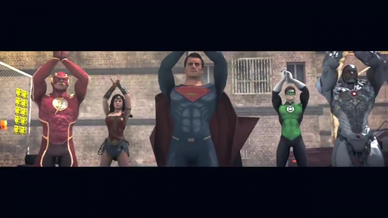 DC vs Marvel Dance Battles [Bazinga]