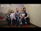 Сборная России по футболу начала исполнять новогодние желания детей