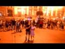 Мы с сестрёнкой в Караоке на майдане - Самый лучший день Григорий Лепс