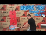 Канистра GKA vs Жидкий Азот ( -195 градусов!!! )