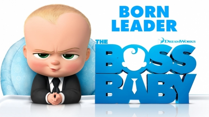 Босс-молокосос: Снова в деле / The Boss Baby: Back in Business (сериал 2018 – ...) Official Trailer