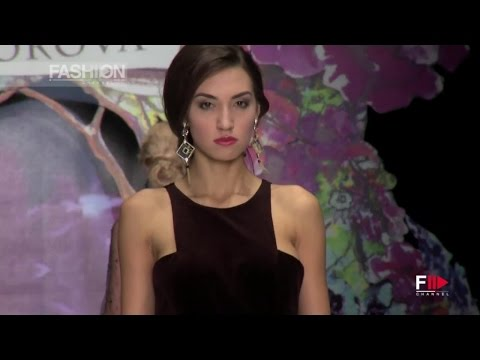 OFERA by OKSANA FEDOROVA Mercedes-Benz Fashion Week Russia Spring 2016 by Fashion Channel
