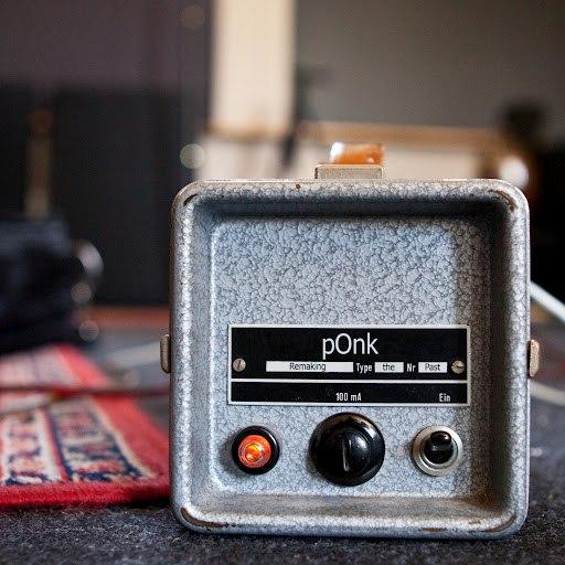 Альбом Ponk Remaking the Past