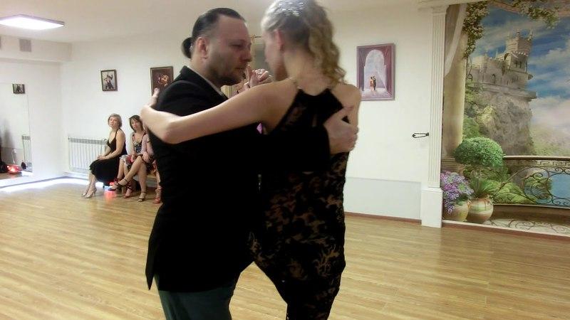 Алексей и Мария Рукавицыны - Como aquella princesa