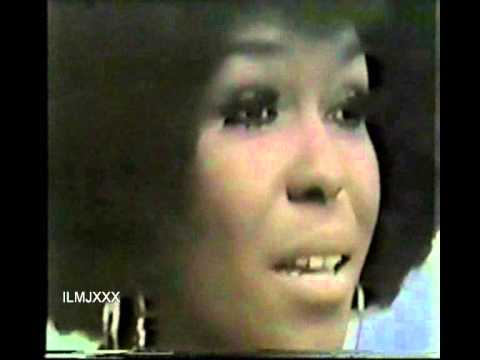 THE SHIRELLES - DEDICATED TO THE ONE I LOVE (RARE VIDEO FOOTAGE)