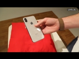 Первый взгляд на iPhone X