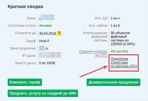 Статистика хостинга вконтакте хостинг с php что это такое