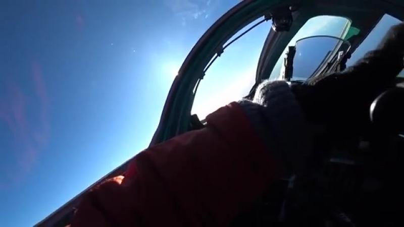 The MiG - 31 intercepted in the STRATOSPHERE trespasser.Medium360