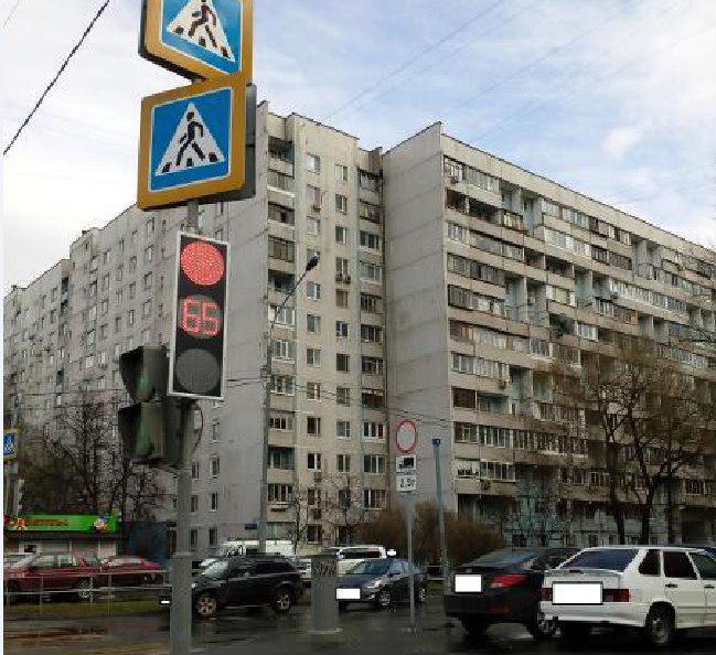 Светофор отремонтировали на Череповецкой улице