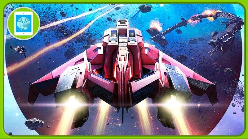 Subdivision Infinity * Сразись на космическом истребителе за мир в Галактике * Игры на Sensor Games