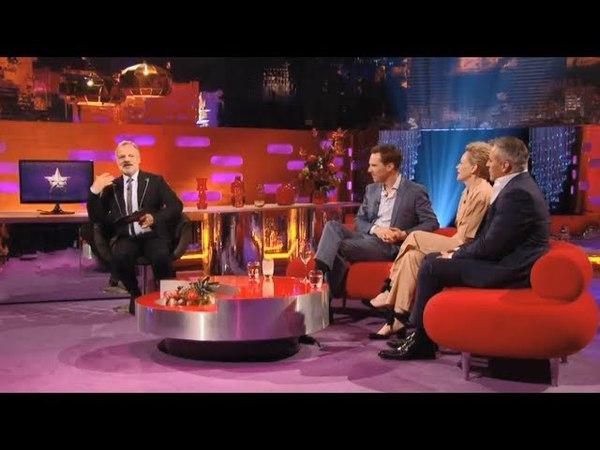 The Graham Norton Show 4/ 20/ 2018 - Matt LeBlanc, Maxine Peake, Benedict Cumberbatch and Mary Berry