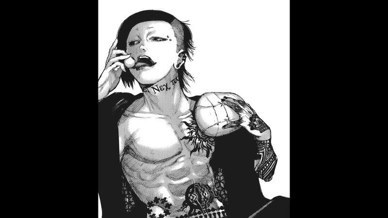 Tokyo GhoulRe обзор 170 главы ( Смерть Уты ) ( Осторожно смешные шутки )