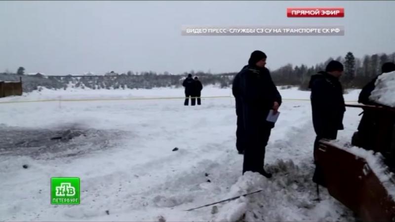 На полигоне под Петербургом следователей учили работать со спецтехникой