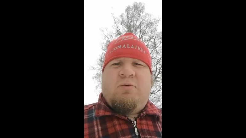 северный горячий финский парень