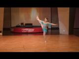 Диана Остроухова. Танец импровизация.