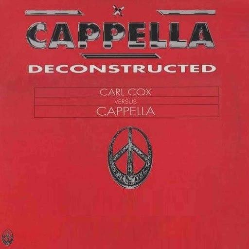 Carl Cox альбом Cappella Deconstructed
