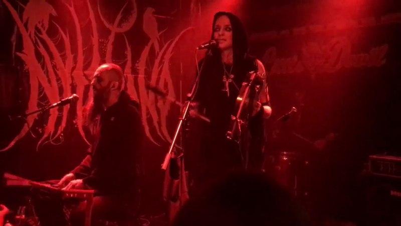 Nytt Land - Norður (live in Tilburg 04/14/2018) fragment