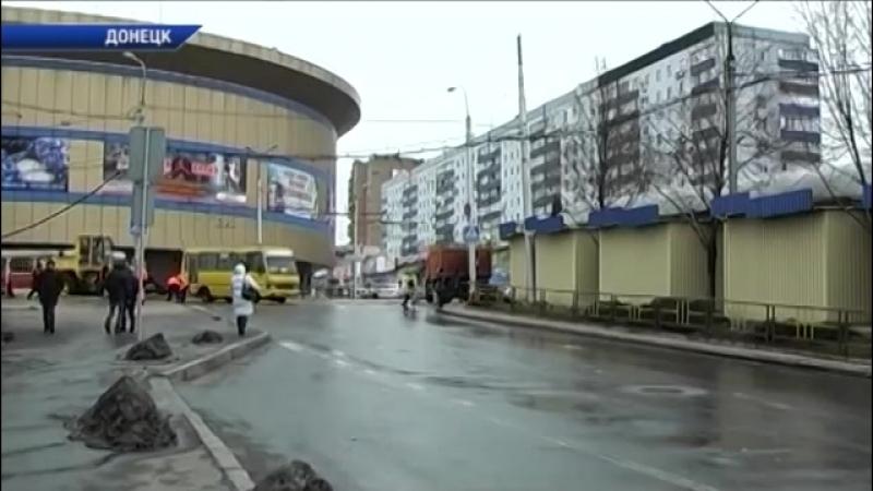 Нововведение на пригородных маршрутах Донецк-Макеевка. В соседний город по билет