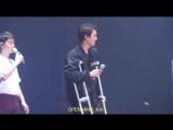 [FANCAM] 160318 EXOPLANET #2 - The EXOluXion in Seoul [dot] @ EXOs Kai - Ment