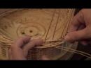"""Плетение из лозы-Кромка """"Широкая розга"""" - Азбука плетения -Wickerwork"""
