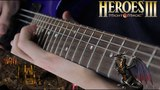 Heroes of Might and Magic 3 Dungeon theme (Guitar cover)