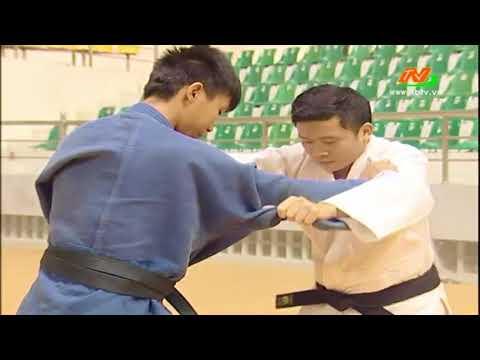 THNB Thể thao với mọi người Các kỹ thuật cơ bản của JUDO Phần 6
