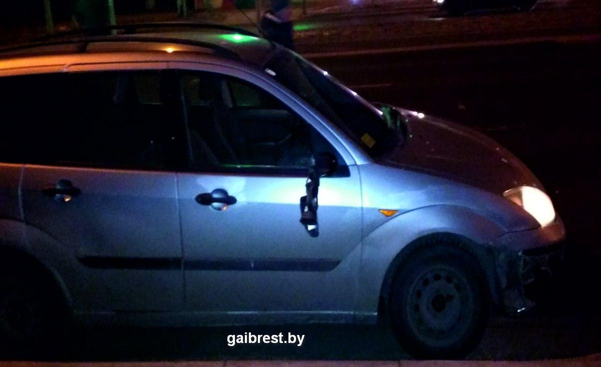 Пешеход попал под колёса авто и скрылся с места ДТП. Потом мужчину нашли в больнице