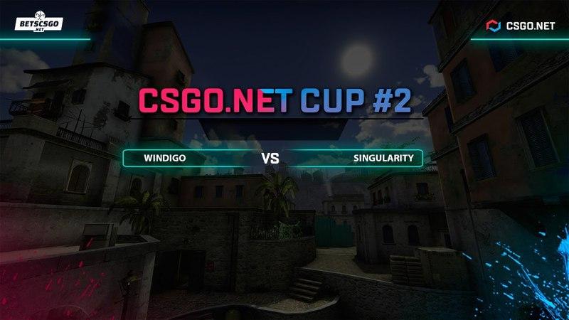 Windigo vs Singularity, map 3 overpass, CSGO.net Cup 2
