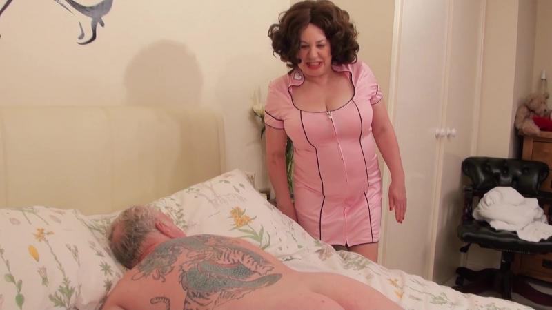 DirtyDoctor. Auntie Trisha. Happy Ending Massage Pt1