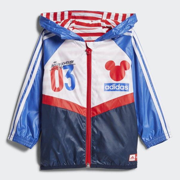 Ветровка Disney Mickey Mouse