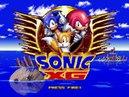 Sonic XG The Doomsday Zone and Final Fall Zone Прохождение на Одно Sonic Hack