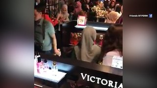 Victoria's Secret sale sparks shopping madness