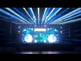 Excision – Locked and loaded for the first night at The Paradox 2018 Tour