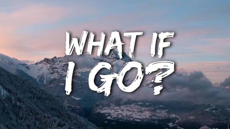 What if I go? (Mura Masa)