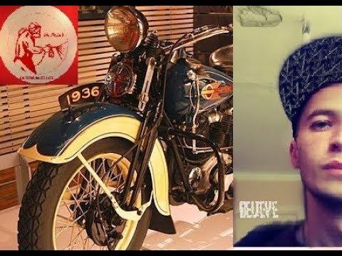 Refinish Harley Davidson 1936