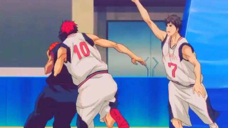 Anime Rap Aomine Daiki _ Аниме Реп Аомине Дайки (Kuroko no Basuke_Баскетбол Куроко)