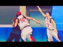 Anime Rap Aomine Daiki _ Аниме Реп Аомине Дайки Kuroko no Basuke_Баскетбол Куроко