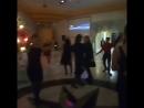 На юбилее ансамбля кавказского танца Казбек
