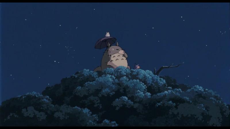 Мой сосед Тоторо | Tonari no Totoro
