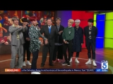 [INTERVIEW] 171116 BTS @ KTLA 5 Morning News (Лос-Анджелес, США)