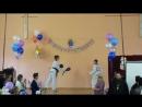 Показательное выступление Школа №5 - Клуб VOIN TAEKWONDO